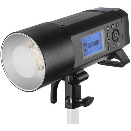 Portable Flash Head