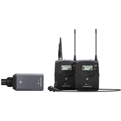 EW100 ENG G4-A1 combo set with  SK 100 G4-A1,bodypack,lavalier mic, A1 (470 - 516 MH)
