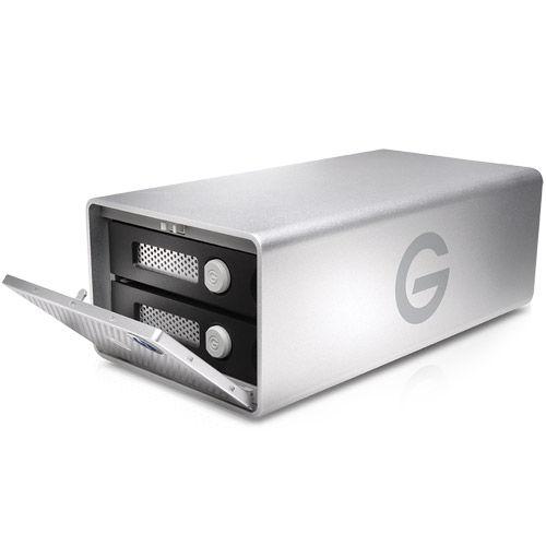 24TB G RAID Removable Thunderbolt 3 - Silver NA