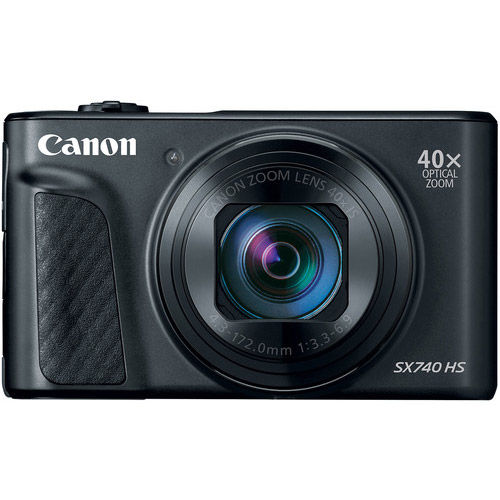 PowerShot SX740HS with Case - Black