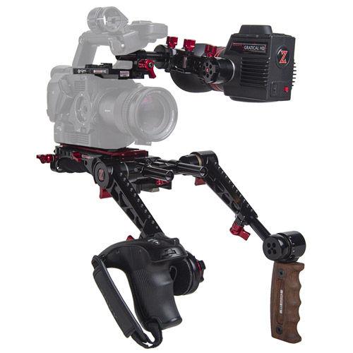 Sony FS5/FS5 II with Dual Grips- Gratical HD Bundle