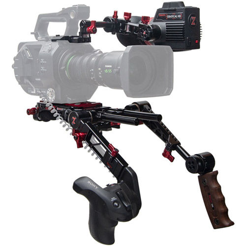 Sony FS7 with Dual Grips-Gratical HD Bundle