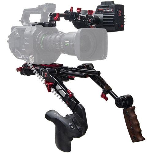 Sony FS7 with Dual Grips-Gratical Eye Bundle
