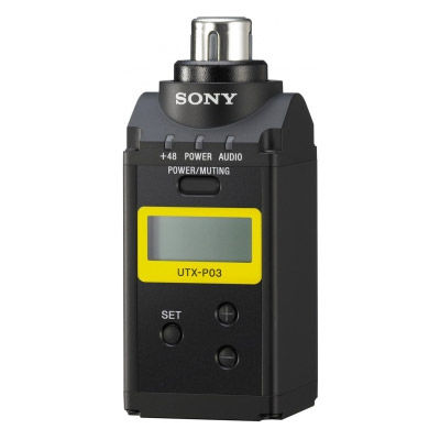 UTX-P03/25 UWP-D Series Plug-on Transmitter - CH.25
