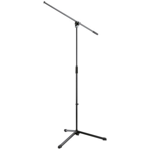 Microphone stand - black