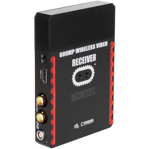 Ghost Eye 600MP Wireless HDMI & SDI Video Receiver