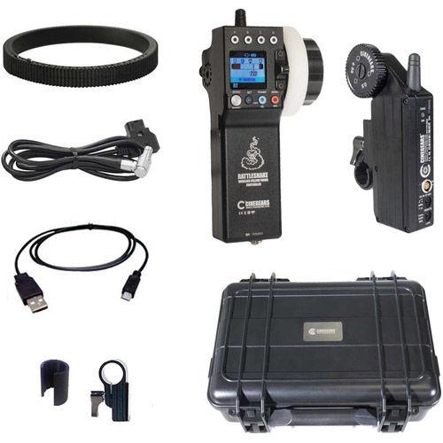 Wireless Follow Focus Rattlesnake Standard Kit