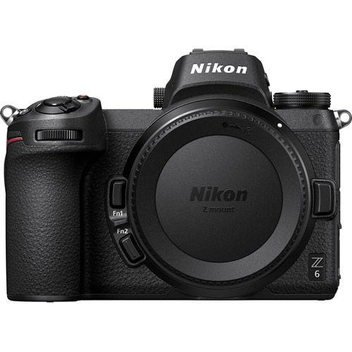Nikon Z 6 full-frame mirrorless camera