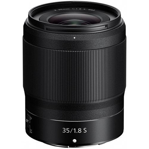 NIKKOR Z 35mm f/1.8 S Lens