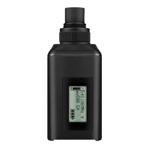 SKP 500 G4-AW+Plug on transmitter w/phantom power  frequency range:AW+ (470 - 558 MHz)