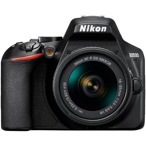 Nikon D3500 Kit w/ AF-P DX NIKKOR 18-55mm VR Lens
