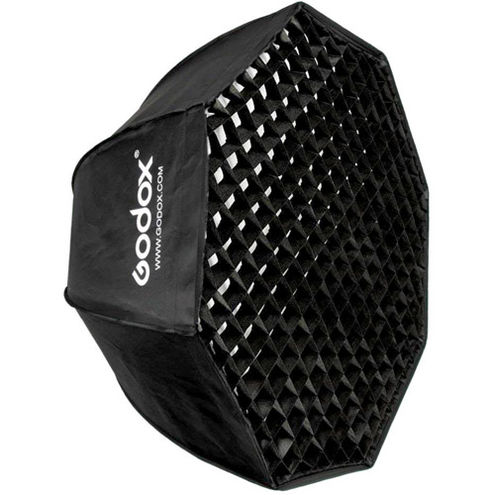 95cm Octa Softbox w/Grid, Bowen Mounting & Carring Case