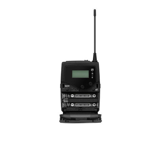 EW 500 BOOM G4-AW+ -Includes(1) SKP 500 G4 plug-on transmitter, (1) EK 500 G4 receiver AW+(470 - 558)