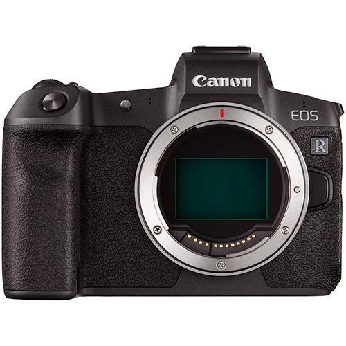 Canon EOS R Full Frame Mirrorless Camera Body