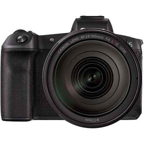 EOS R Full Frame Mirrorless Kit w/RF 24-105 f4 L IS USM Lens
