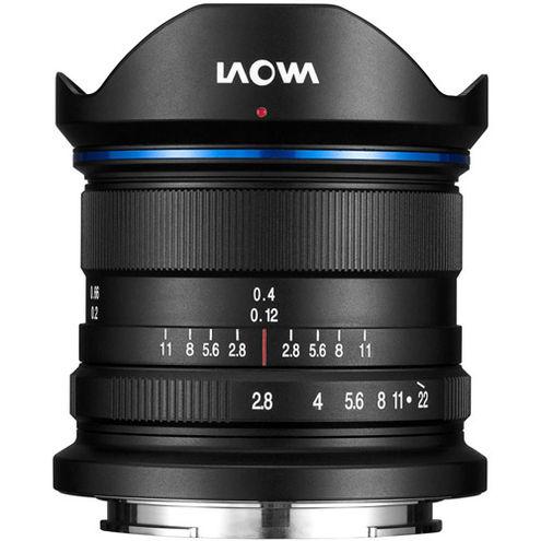 9mm f/2.8 Zero-D Fuji X Mount Manual Focus Lens