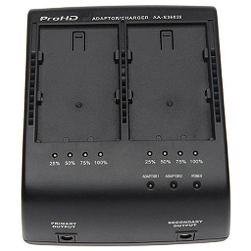 2 Channel Battery Charger for JVC battery BN- S8I50