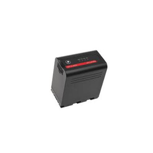 7.2V/6.6AH Lithium Ion Battery For GY-LS300,HM200/600/650, DT-X Monitors