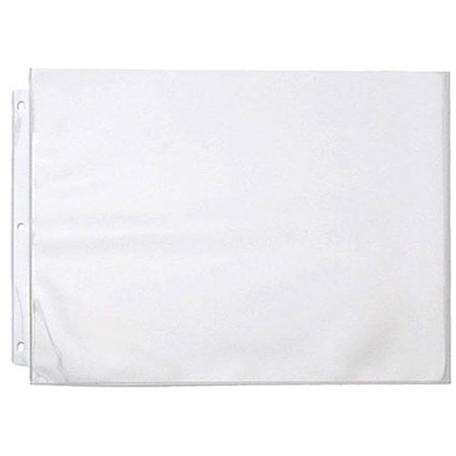 11x17 Landscape Pro-Archive Sheet Protectors 50 pks of 10 (Without Retail Packaging)