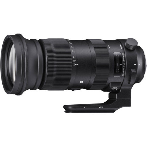 SPORT 60-600mm f/4.5-6.3 DG OS HSM Lens for Canon