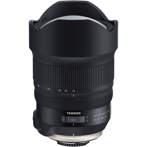 Image of Tamron 15-30mm f/2.8 Di SP VC USD G2 Lens for Canon EF Mount