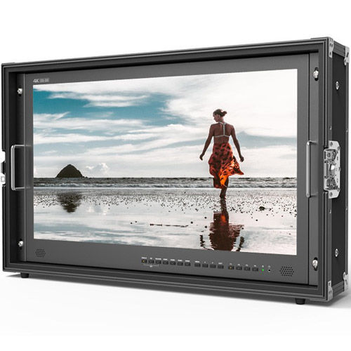 "28"" 12G-SDI 4K Broadcast Director Monitor with 12G-SDI, 4K HDMI inputs"