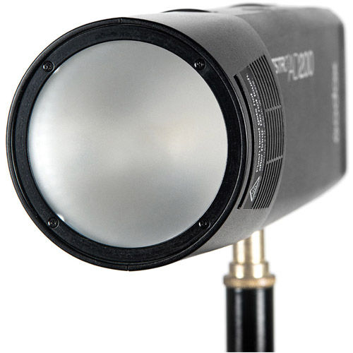 H200R Round Flash Head for AD200