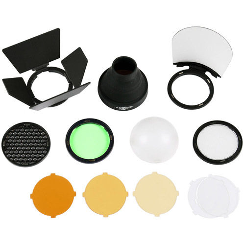 AK-R1 Accessory Kit for V1 and H200R Round Head for AD200