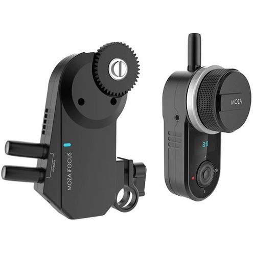 iFocus Lens Control System. Includes Motor and Hand Unit