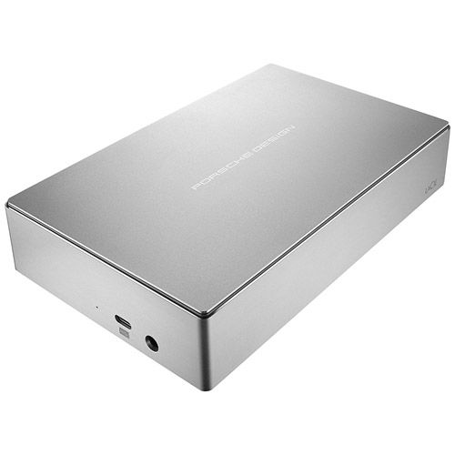 6TB Porsche Design Desktop Drive USB-C