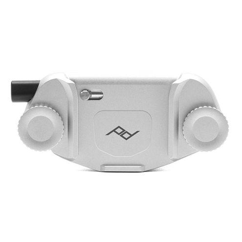 Capture Camera Clip Only V3 - Silver