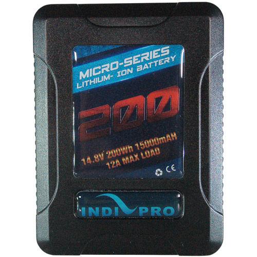 Micro-Series 200Wh V-Mount Li-Ion Battery