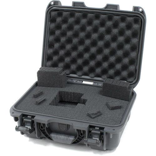 915 Case w/ foam - Graphite
