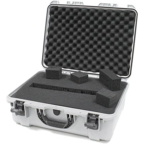 940 Case w/ foam - Silver
