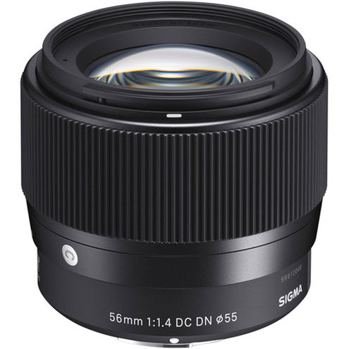 Contemporary 56mm f/1.4 DC DN HSM Lens for Micro 4/3