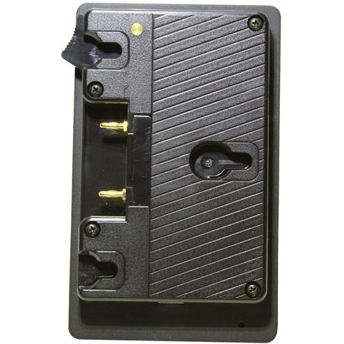 Gold Mount to V-Mount Battery Plate Converter