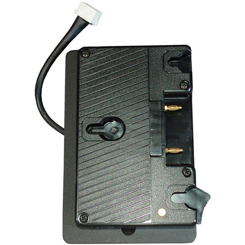 Gold Mount Battery Adapter Plate for Blackmagic UR