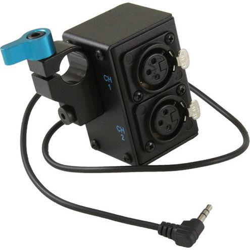 Audio Converter for DSLR Cameras