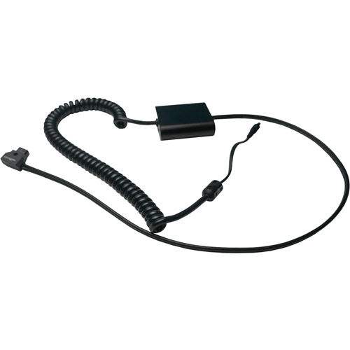 Coiled D-Tap Regulation Cable for Kandao Obsidian