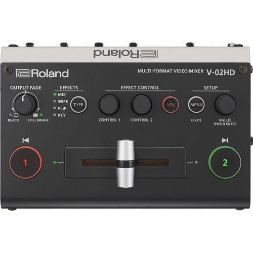 V-02HD Multi-Format Video Mixer
