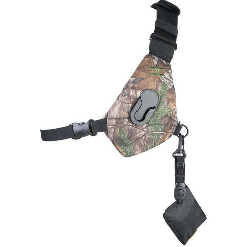 Skout Sling Style Harness for Binoculars - RealTree Extra Camo