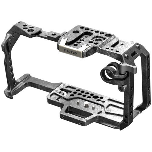Camera Cage for BMPCC 4K - Tactical Finish (Full)
