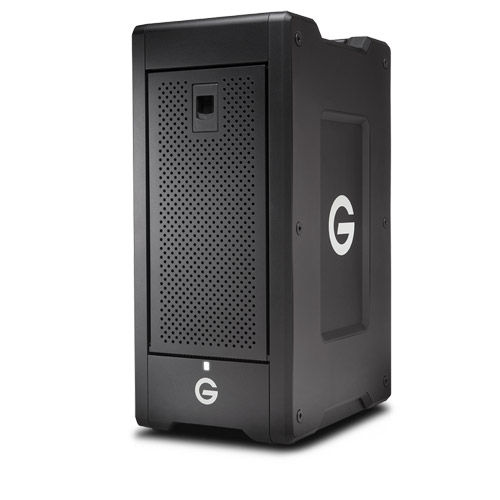 48TB GSPEED Shuttle XL Thunderbolt 3 Black NA