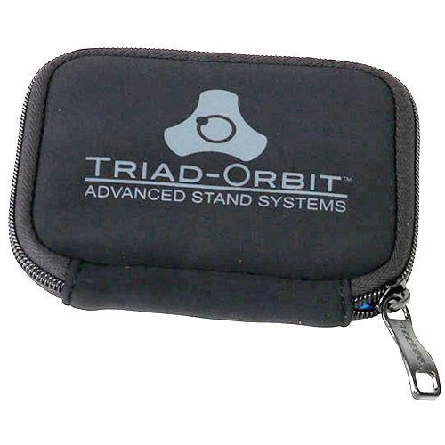 Triad-Orbit Quick-change coupler head storage pouch