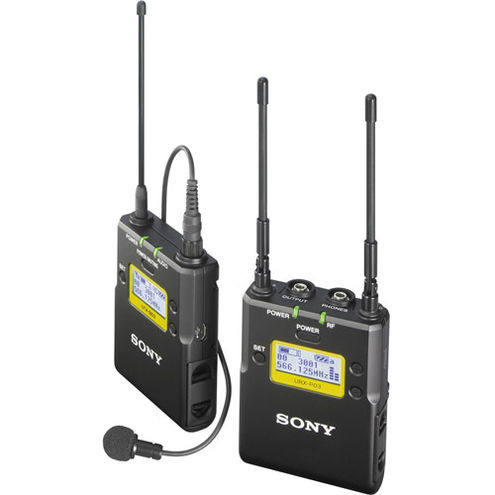 UWPD11/14 Wireless Body pack Microphone System (UC14: 470 to 542 MHz)