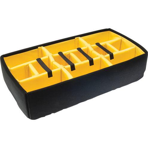 1615 Air Divider / Yellow Padded Set
