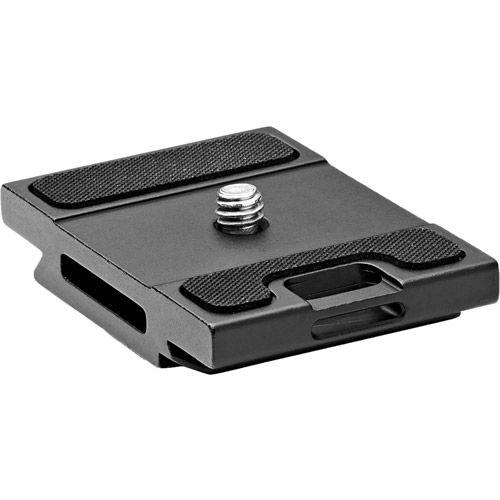 GS5370SDR - Quick Release Plate Short D w/ Rubber Grip - Replaces GS5370SD