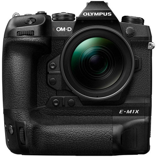 OM-D E-M1X Mirrorless Body