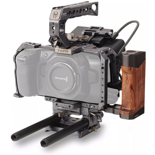 Tactical Camera Cage Kit for BMPCC 4K