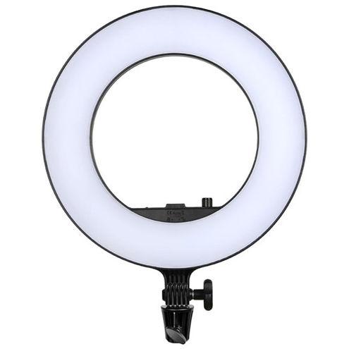 LR180 LED Ring Light, Black